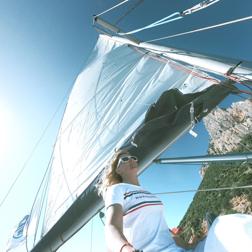 Sailing with North Sails