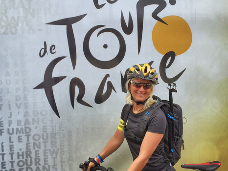 @Tour de France inside with GoPro