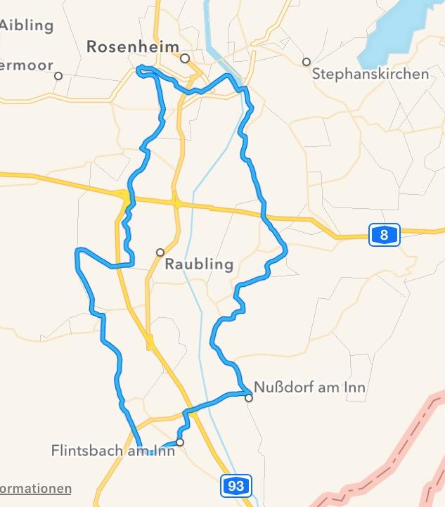 rosenheim karte