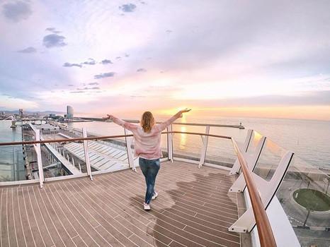 """Das größte Spektakel auf See - Abenteuerurlaub auf der """"Symphony of the Seas"""""""