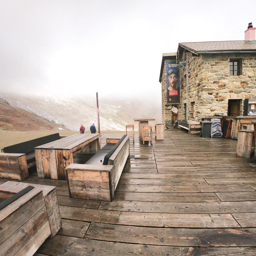 Längflüh-Hütte