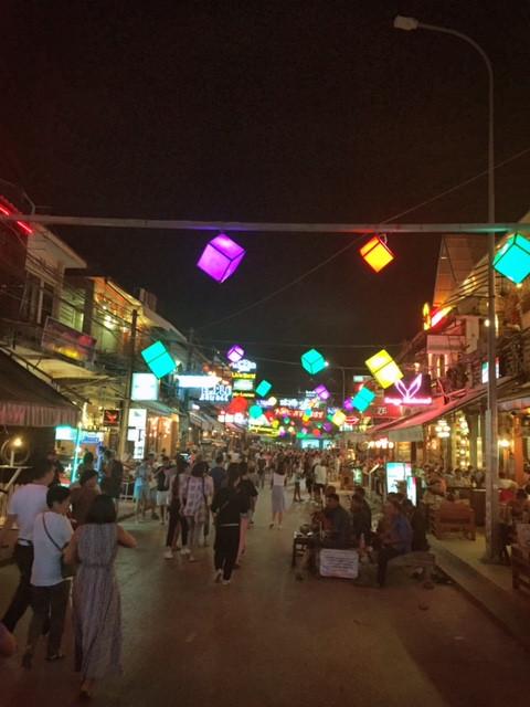 Pub Street @Siem Reap