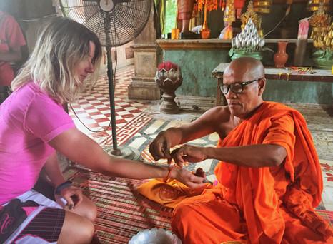 Phnom Penh I Kampong Tralach oder Radeln mit Ochsen