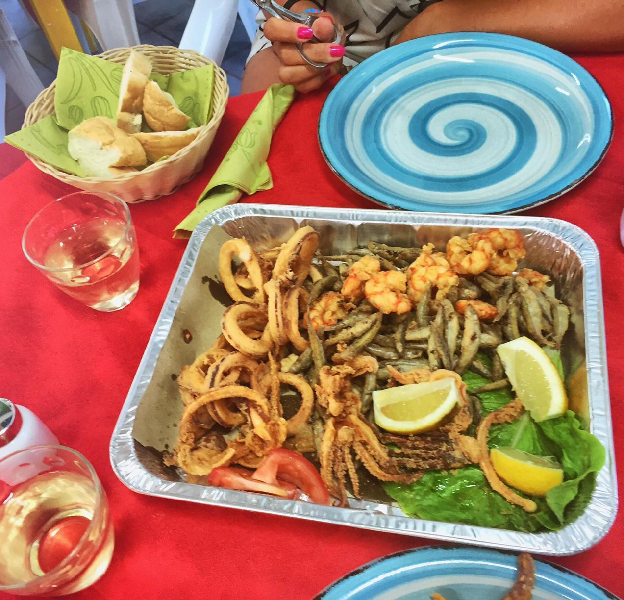 Best Fritta Mista in Palau