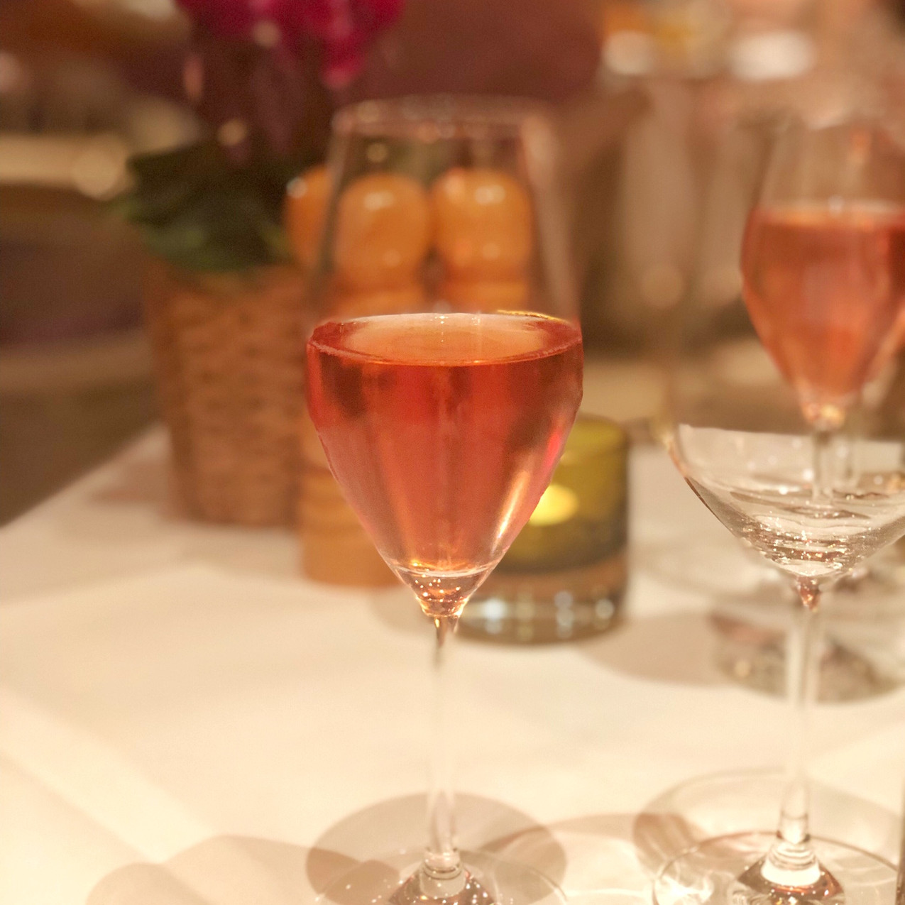 Champagner Restarant Wintergarten