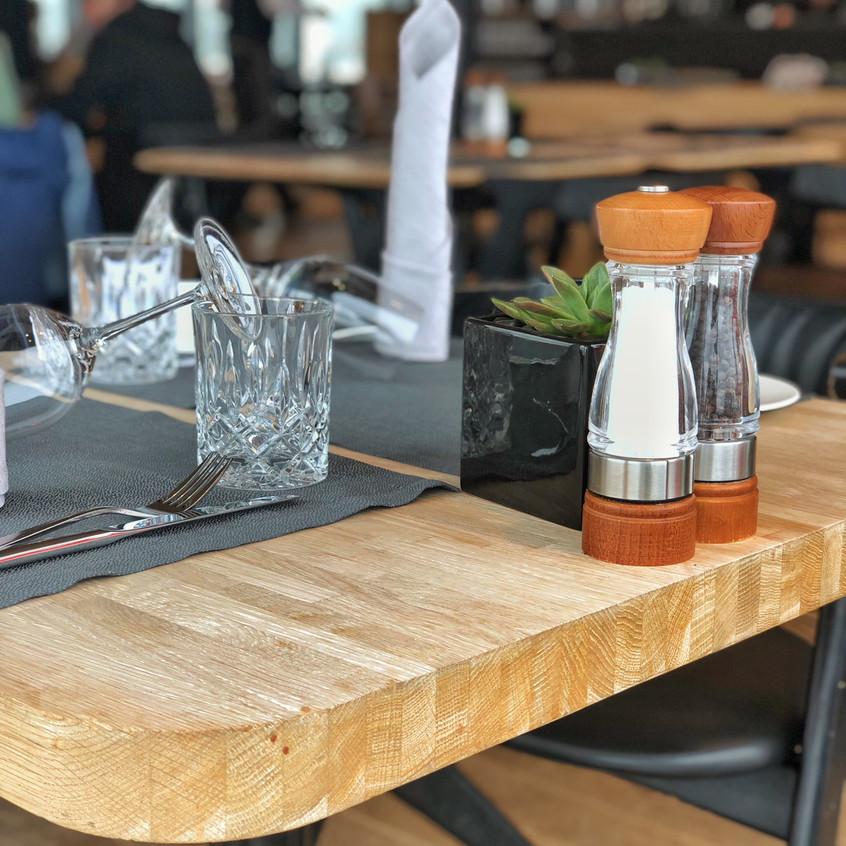 Ambiente im ice Q - Restaurantan