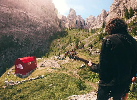 THE NORTHFACE Mountainfestival @Val di Fassa