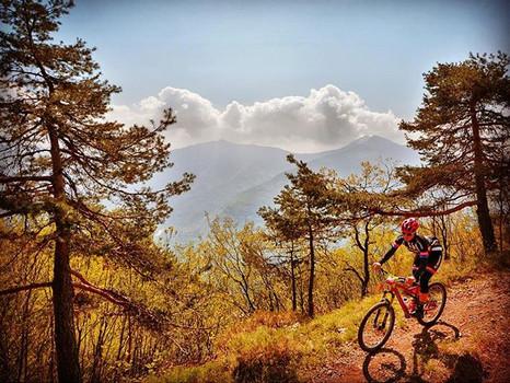 Riva Bike Festival und Rocky Horror..ääähh...Rockymountain Bike Marathon