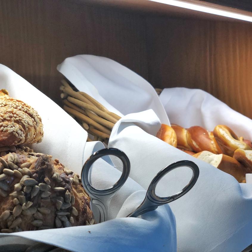 Frühstück im Brenners Parkhotel