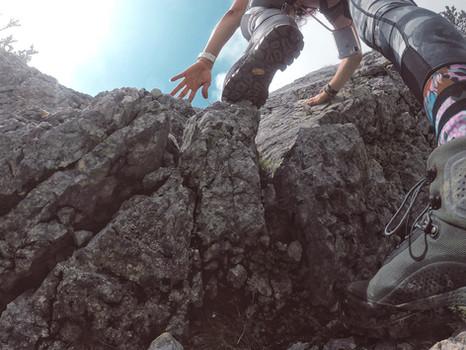 Schon mal etwas von anpassbaren Wanderschuhen gehört? Der Tecnica Forge S GTX im Test