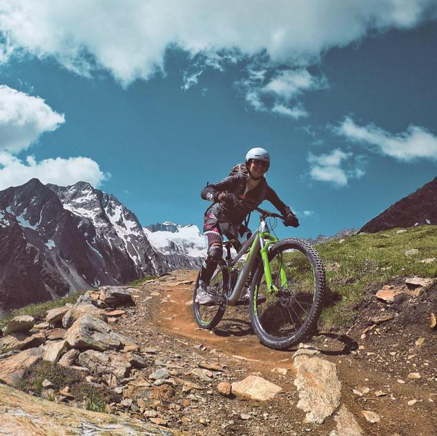 Bikerepublic Sölden - Ollweite Line