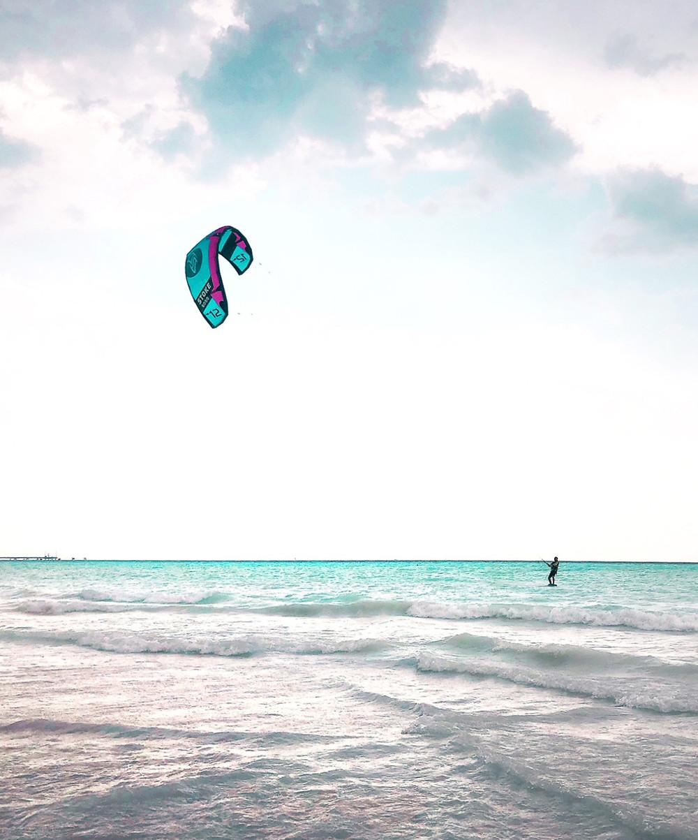 Kitesurfen Vada Toskana