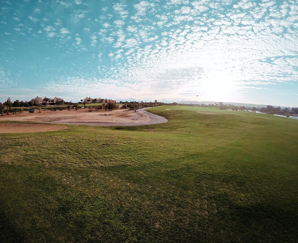 18 Loch-Golfkurs Steigenberger Golfclub El Gouna
