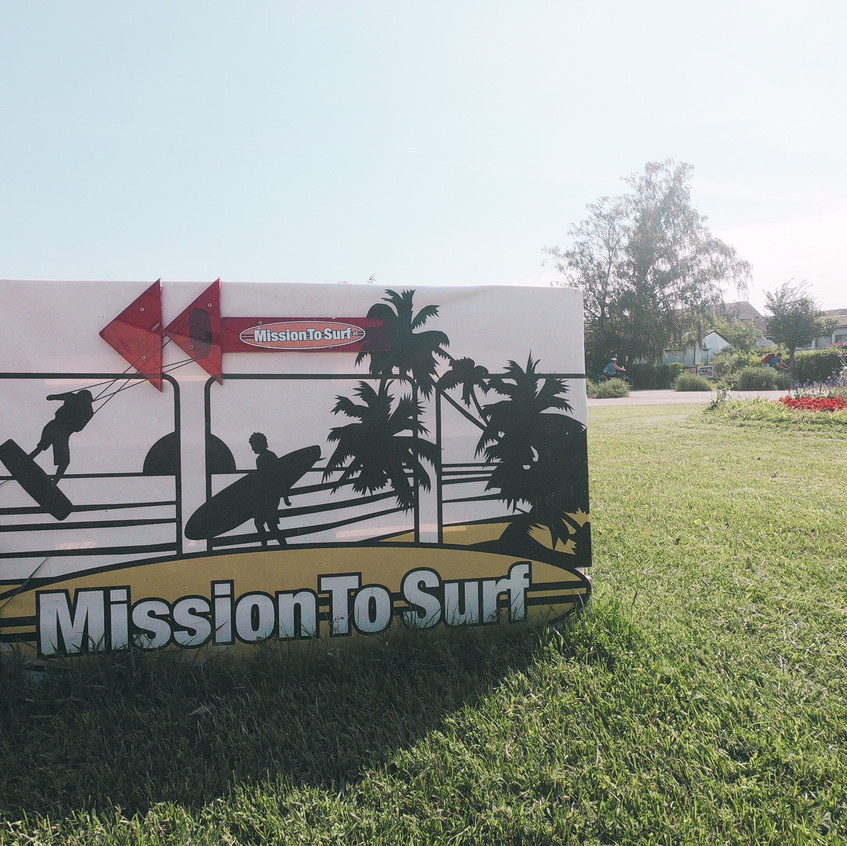 Mission to Surf