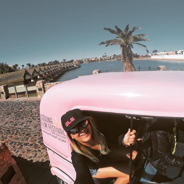 Tok Tok tour El Gouna