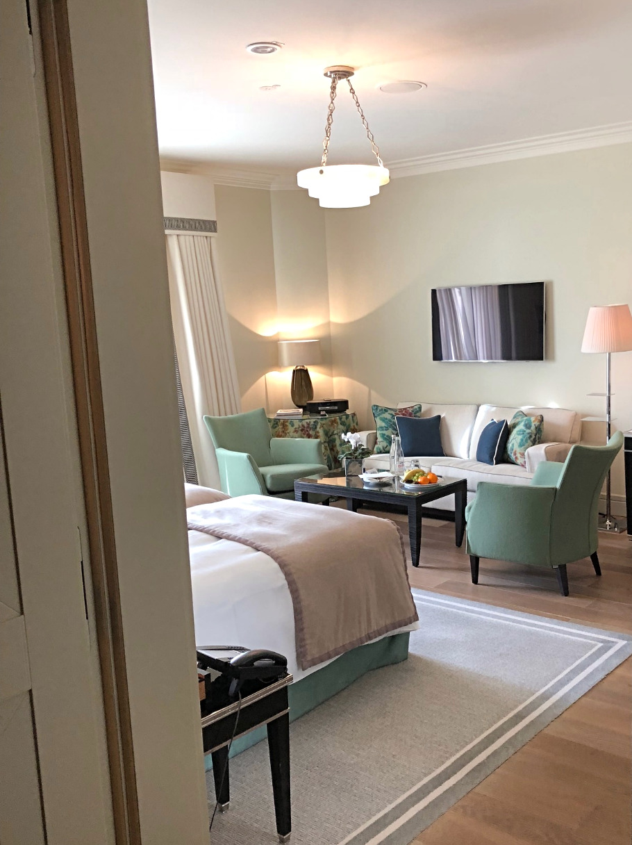 de Luxe Zimmer Villa Stephanie
