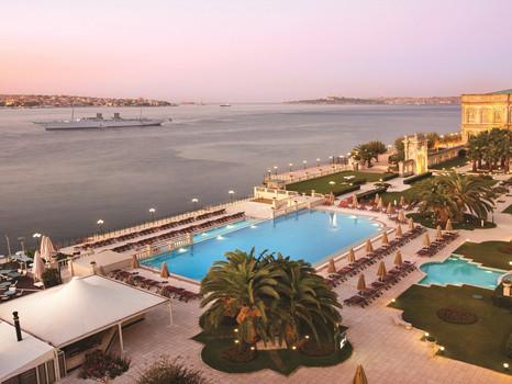 Çırağan Palace Kempinski | Luxus pur und Geschichte am Bosporus