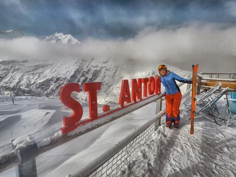Ein Traumtag auf dem Run of Fame @Ski Arlberg
