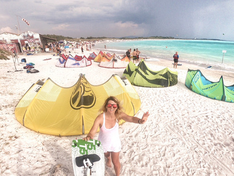 TRAVEL I Camping- und Kitesurftrip @Toskana