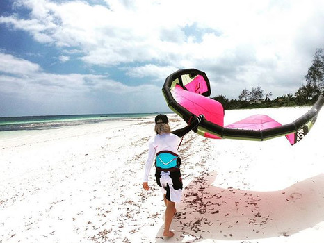 Kenia Kite Adventure @Watamu