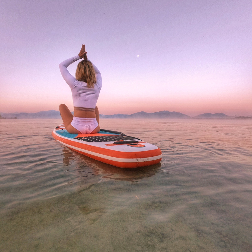 Yoga Chiemsee