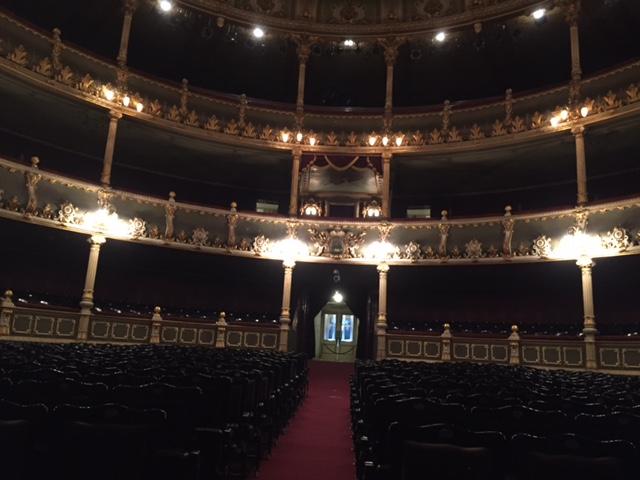 National Theater San José