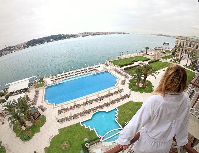 Bosporus view