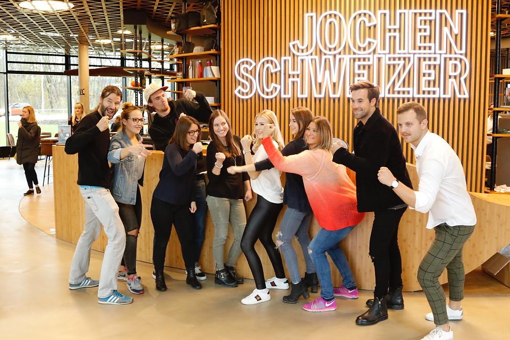 Challenge Day in der Jochen Schweizer Arena I Foto by Jochen Schweizer