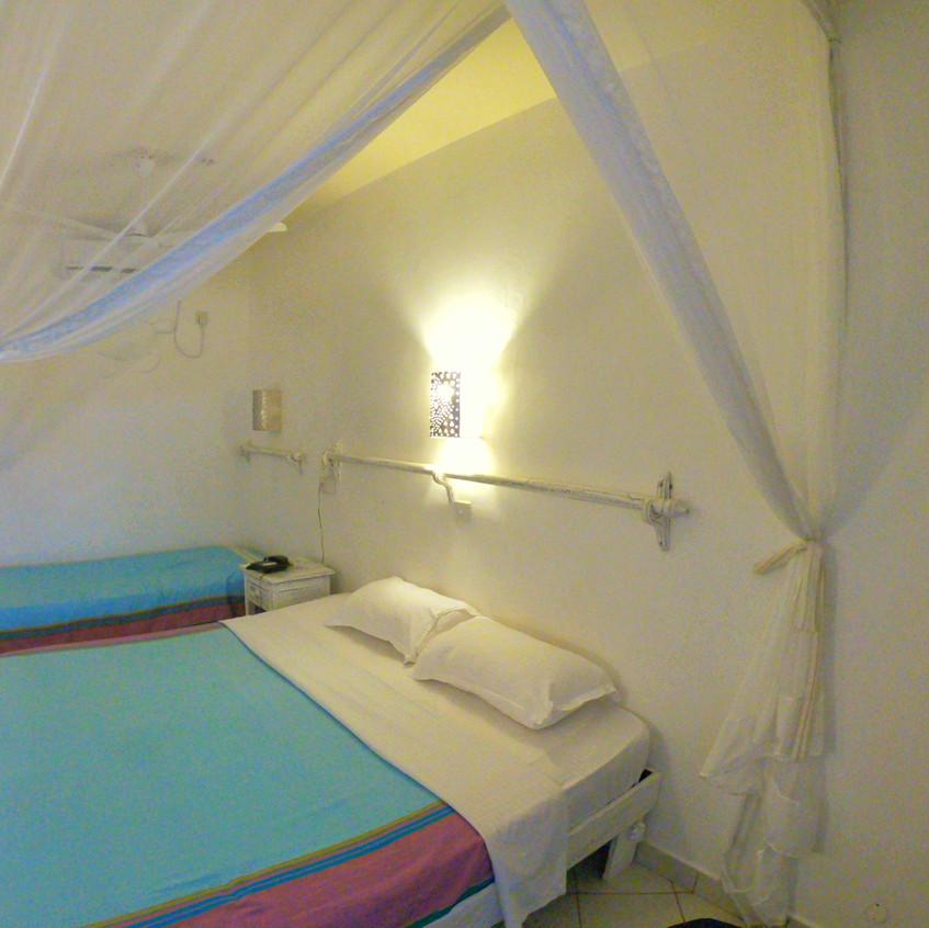 Zimmer im Turtle Bay Resort