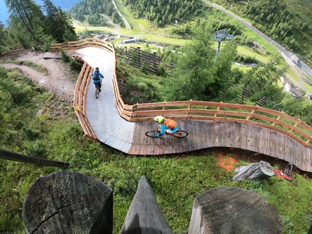 Bikerepublic Sölden - Trail fun