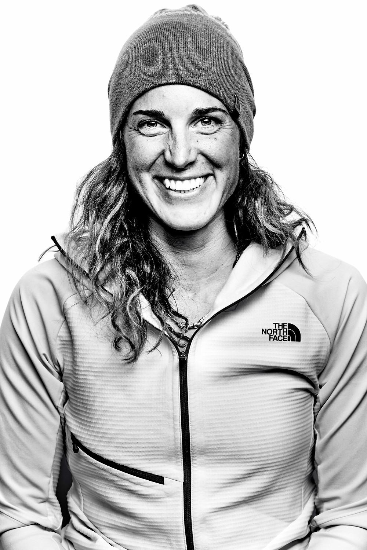 Tamara Lunger - The Northface Athletin