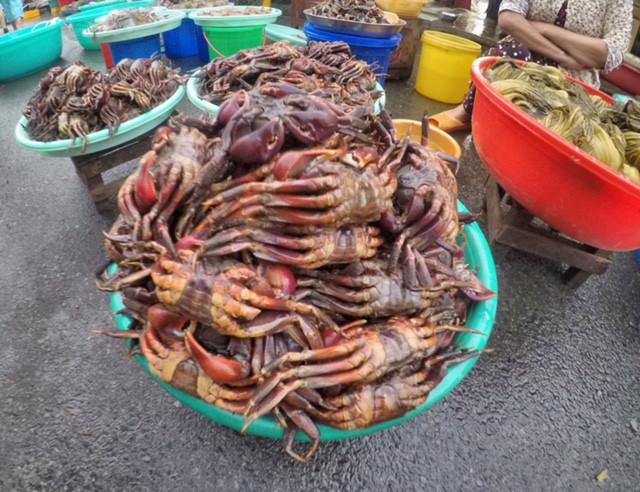 Markt in Sadek