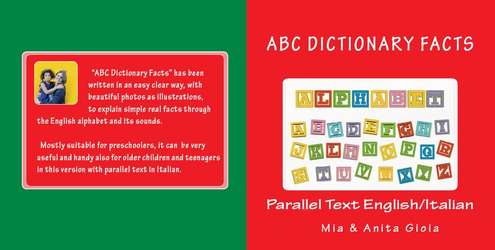 PDF - PHOTO ILLUSTRATED ABC FOR CHILDREN IN ENGLISH/ITALIAN £20