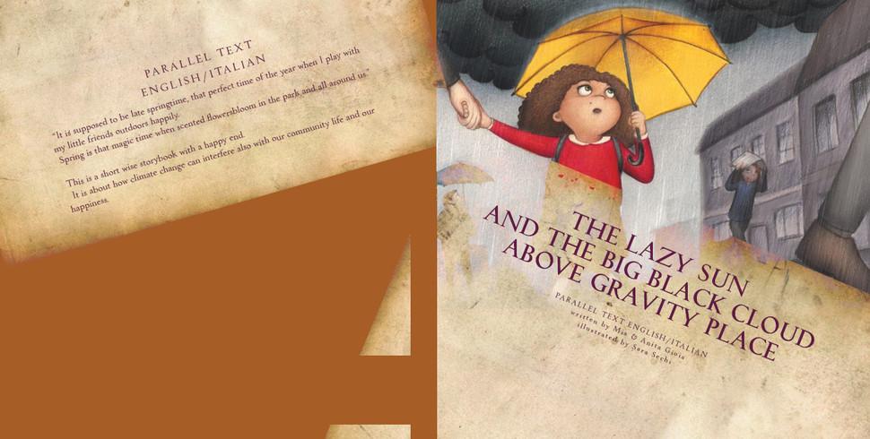 PDF - PICTURE BOOK FOR CHILDREN IN ENGLISH/ITALIAN - GRAVITY £15