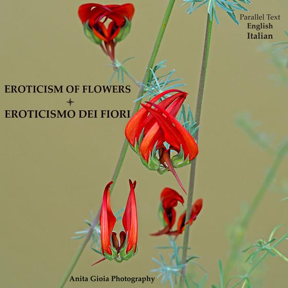 PDF - PHOTOS AND QUOTES -EROTICISM OF FLOWERS - EROTICISMO DEI FIORI - IN ENGLISH/ITALIAN £40