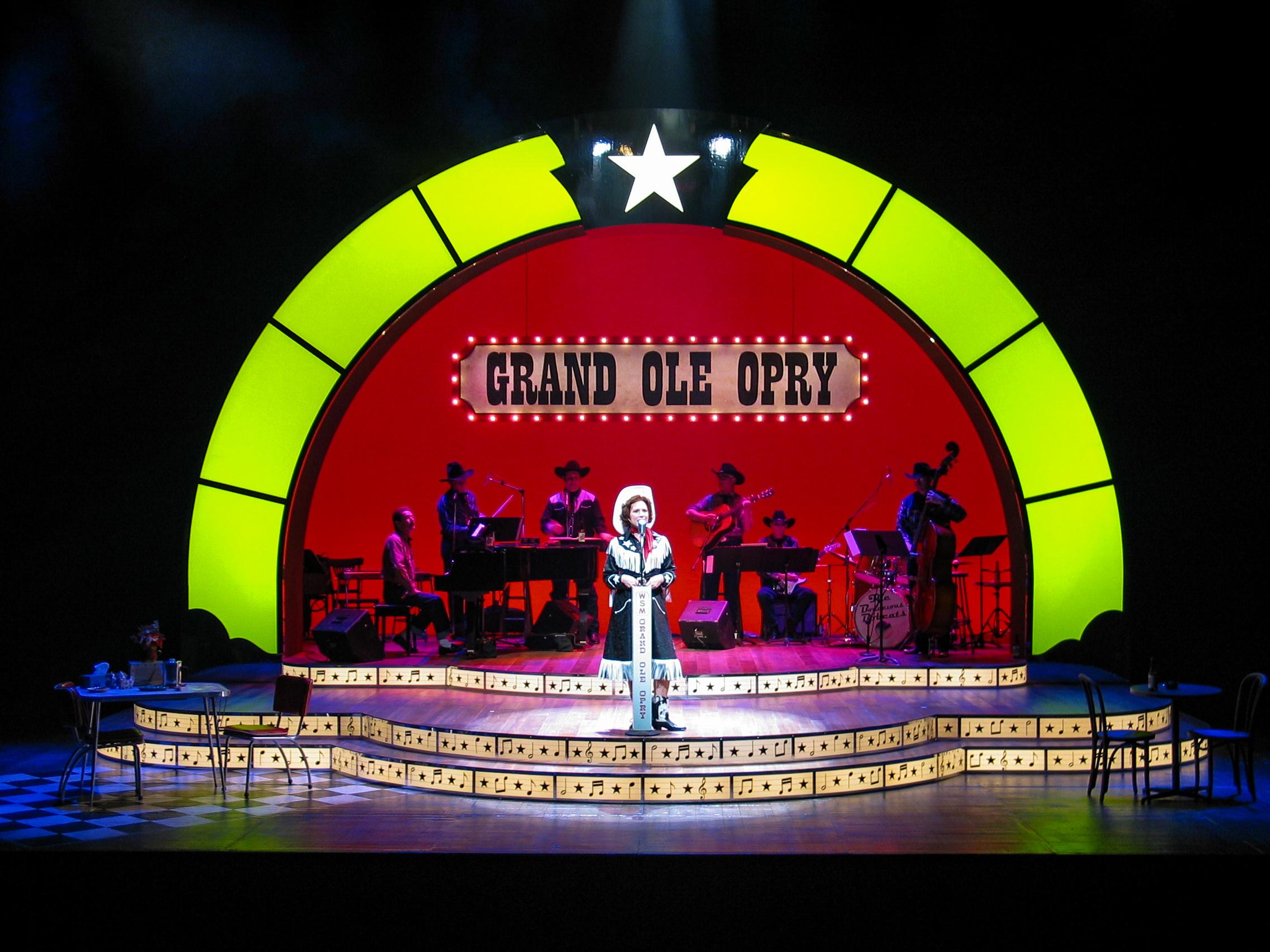 Patsy Cline Dress Rehearsal 014