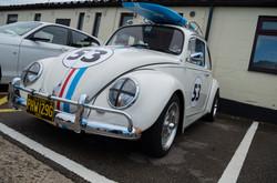 """VW Beetle """"Herbie"""""""