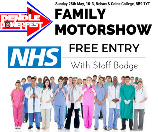 FREE ENTRY FOR NHS STAFF