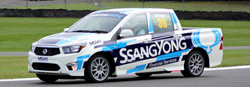 Ssangyong Musso Race Series