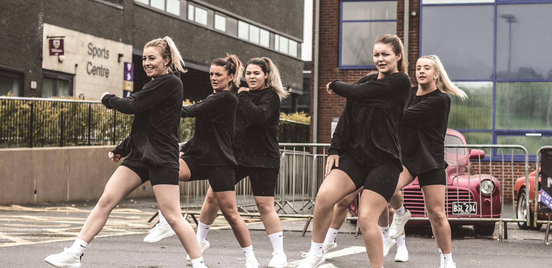 Tom Benson -  Dance Evolution Flashmob f