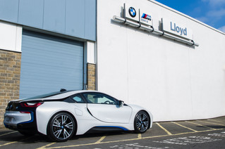 Lloyd Colne BMW Adds to Growing Sponsor List