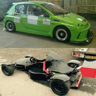 LSsixteen Motorsport joins Pendle Racers