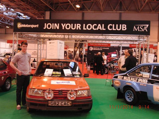 Grassroots Motorsport Display