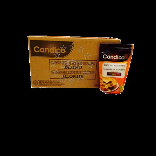 CASSONADE DE CANDI BLONDE CANDICO 10X500G