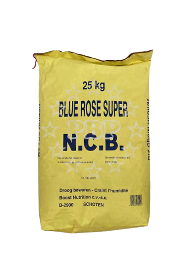RIZ BLUE ROSE SUPER N.C.B. 25KG