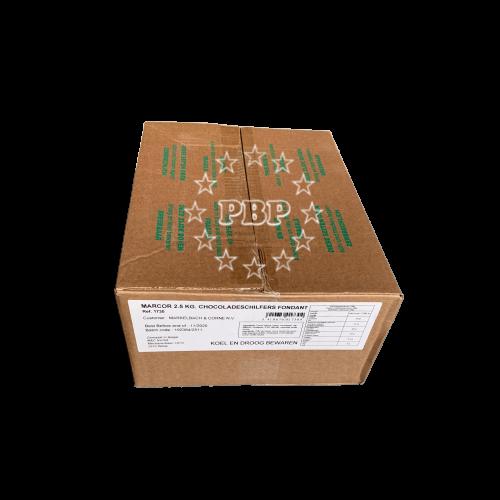 COPEAUX CHOCOLAT NOIR M&C 2.5KG