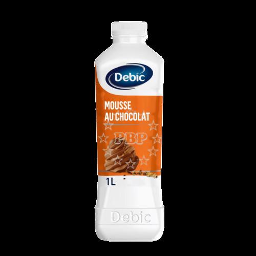 MOUSSE CHOCOLAT DEBIC 1L