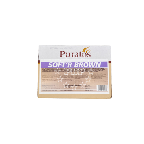 SOFT'R BROWN PÂTE PURATOS 12KG