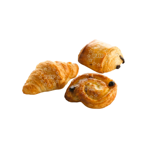 MIXED BOX MINI-VIENNOISERIE VAMIX 3X45PC