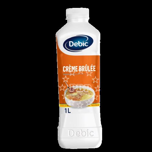 CRÈME BRÛLÉE DEBIC 1L